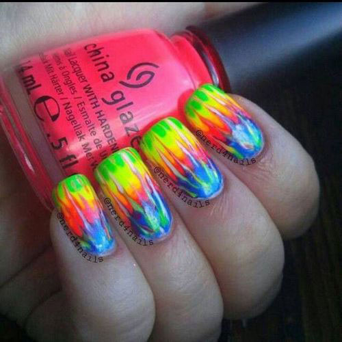 Tie-Dye-Nail-Art-Designs-Ideas-2021-Nail-Trends-14