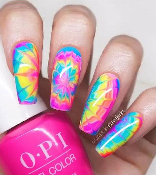 Tie-Dye-Nail-Art-Designs-Ideas-2021-Nail-Trends-2