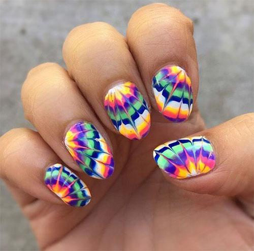 Tie-Dye-Nail-Art-Designs-Ideas-2021-Nail-Trends-3
