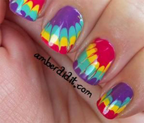 Tie-Dye-Nail-Art-Designs-Ideas-2021-Nail-Trends-9