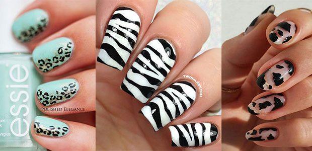 15 Animal Print Nail Art Trends 2021 | Animal Themed Nails
