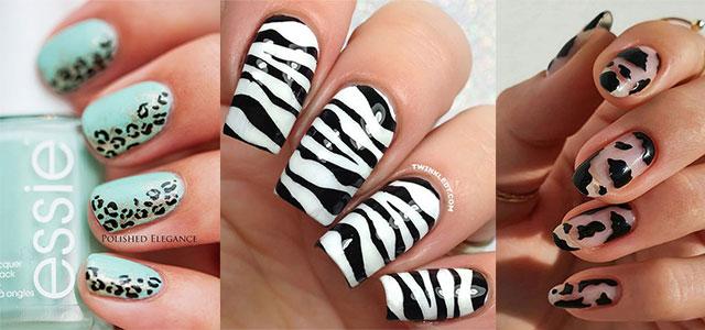 15-Animal-Print-Nail-Art-Trends-2021-Animal-Themed-Nails-F
