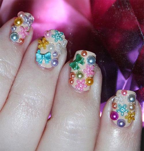 Amazing-Pearls-Nail-Art-Designs-Ideas-2021-10