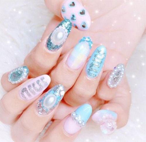 Amazing-Pearls-Nail-Art-Designs-Ideas-2021-12