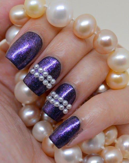 Amazing-Pearls-Nail-Art-Designs-Ideas-2021-3