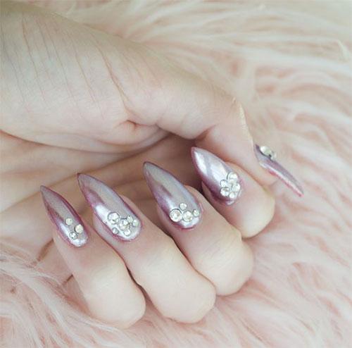Amazing-Pearls-Nail-Art-Designs-Ideas-2021-9