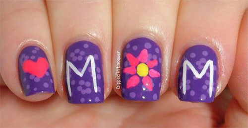 Happy-Mother's-Day-Nails-Art-Ideas-2021-11
