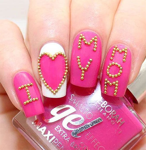 Happy-Mother's-Day-Nails-Art-Ideas-2021-4
