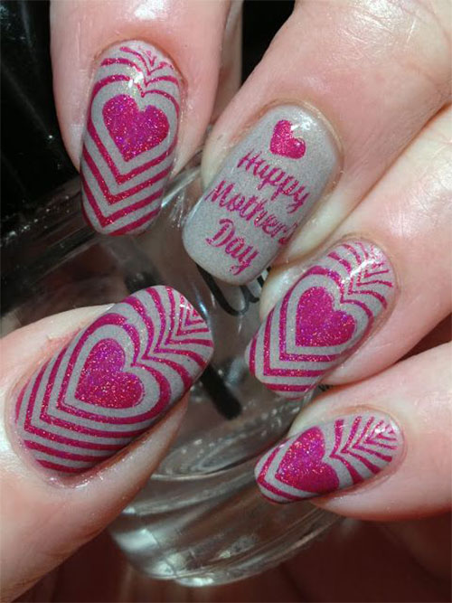 Happy-Mother's-Day-Nails-Art-Ideas-2021-7