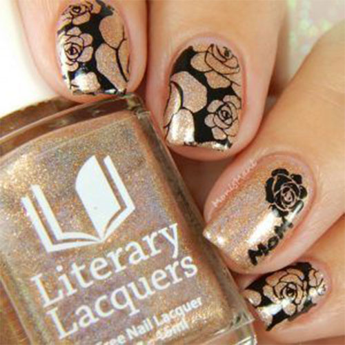 Happy-Mother's-Day-Nails-Art-Ideas-2021-8