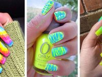 15-Neon-Nail-Art-Designs-To-Try-Out-This-Summer-2021-F