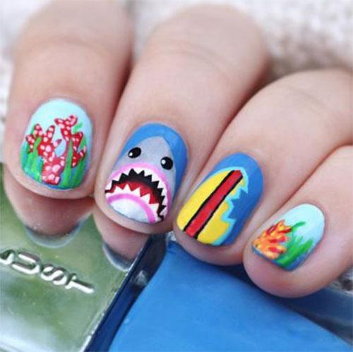 Amazing-Summer-Beach-Nail-Art-Designs-2021-10