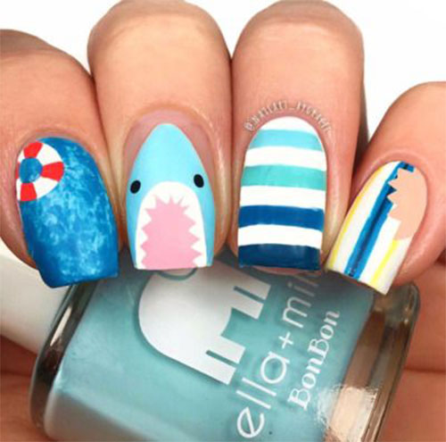 Amazing-Summer-Beach-Nail-Art-Designs-2021-11