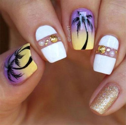 Amazing-Summer-Beach-Nail-Art-Designs-2021-2