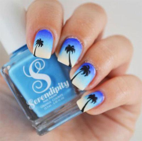 Amazing-Summer-Beach-Nail-Art-Designs-2021-6
