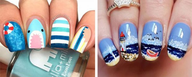 Amazing-Summer-Beach-Nail-Art-Designs-2021-F