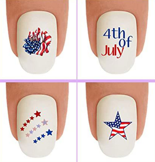 4th-of-July-Nail-Art-Stickers-Decals-2021-11