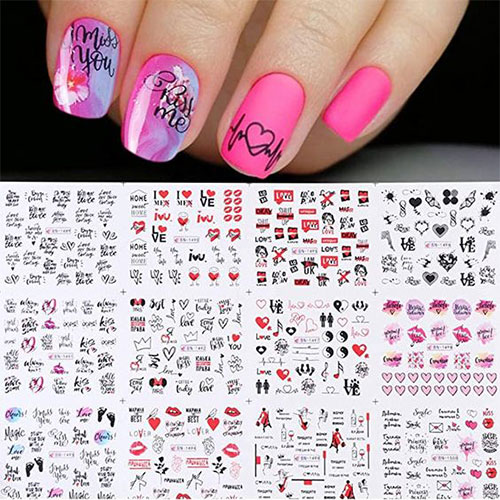 4th-of-July-Nail-Art-Stickers-Decals-2021-6