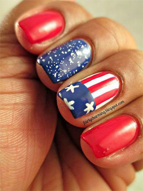 American-Flag-Nail-Art-Ideas-2021-Patriotic-Nails-7
