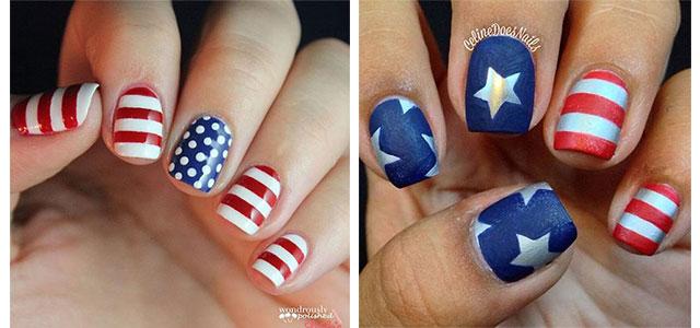American-Flag-Nail-Art-Ideas-2021-Patriotic-Nails-F