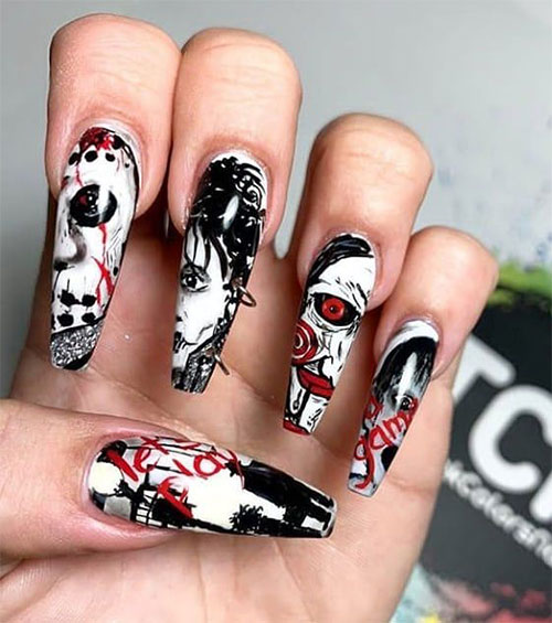 18-Halloween-Acrylic-Nail-Art-Ideas-2021-15