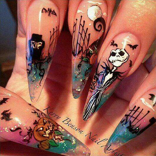 18-Halloween-Acrylic-Nail-Art-Ideas-2021-2