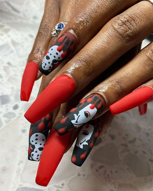18-Halloween-Acrylic-Nail-Art-Ideas-2021-7