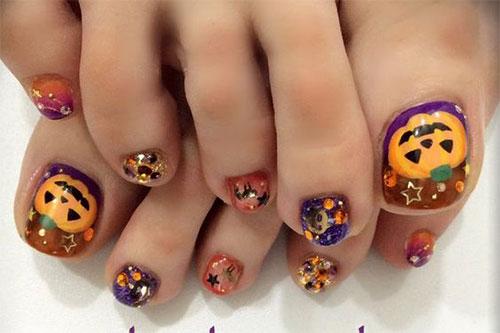 Best-Halloween-Toe-Nail-Art-Ideas-2020-8