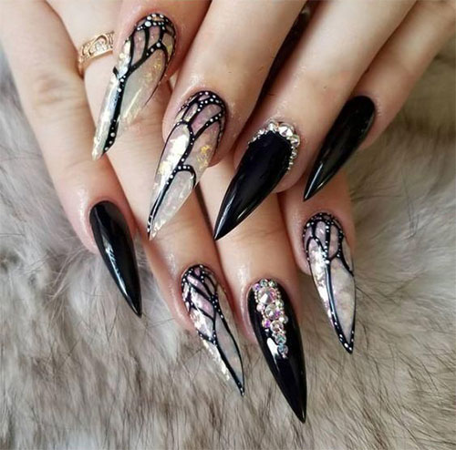 Gothic-Halloween-Stiletto-Nail-Art-Ideas-2021-Cute-Gothic-Nails-5