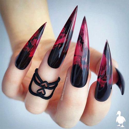 Gothic-Halloween-Stiletto-Nail-Art-Ideas-2021-Cute-Gothic-Nails-9