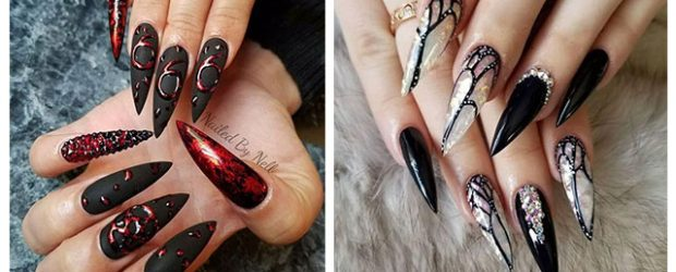 Gothic-Halloween-Stiletto-Nail-Art-Ideas-2021-Cute-Gothic-Nails-F