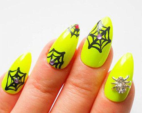 Halloween-Cobweb-Nail-Art-Designs-2021-Spider-Web-Nails-18