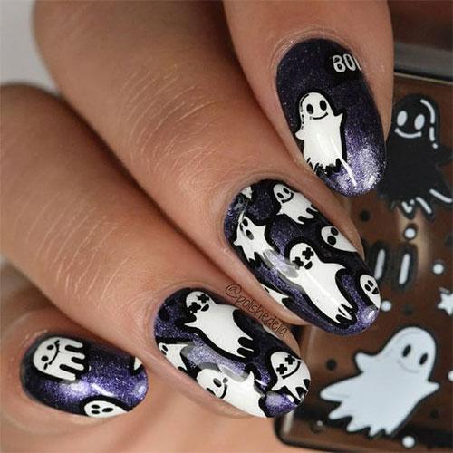 Halloween-Ghost-Nail-Art-Ideas-2021-Cute-Halloween-Nails-4
