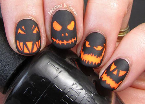 Halloween-Jack-O-Lantern-Nail-Art-2021-Halloween-Pumpkin-Nails-11