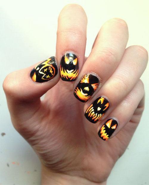 Halloween-Jack-O-Lantern-Nail-Art-2021-Halloween-Pumpkin-Nails-17