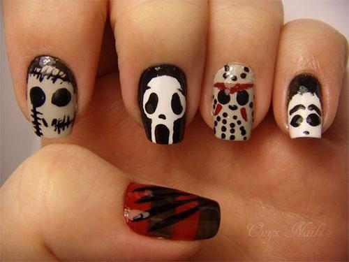 Michael-Myers-Halloween-Nail-Art-2021-Horror-Movie-Villain-Nail-Art-10