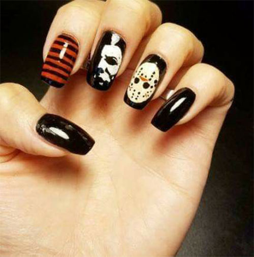 Michael-Myers-Halloween-Nail-Art-2021-Horror-Movie-Villain-Nail-Art-4