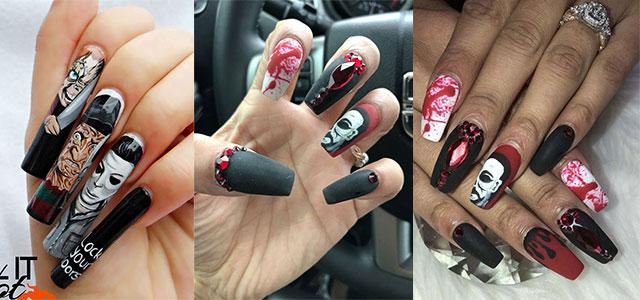 Michael-Myers-Halloween-Nail-Art-2021-Horror-Movie-Villain-Nail-Art-F