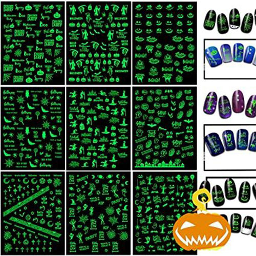 Spooky-Cute-Halloween-Nail-Decals-Stickers-2021-11