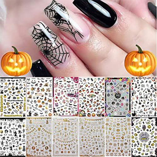 Spooky-Cute-Halloween-Nail-Decals-Stickers-2021-9