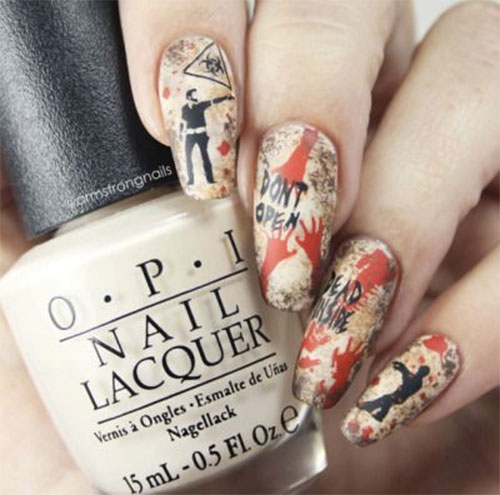 Zombie-Nail-Art-Designs-2021-The-Walking-Dead-Inspired-Nail-Art-2