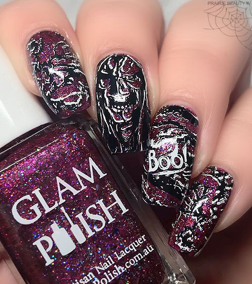 Zombie-Nail-Art-Designs-2021-The-Walking-Dead-Inspired-Nail-Art-3