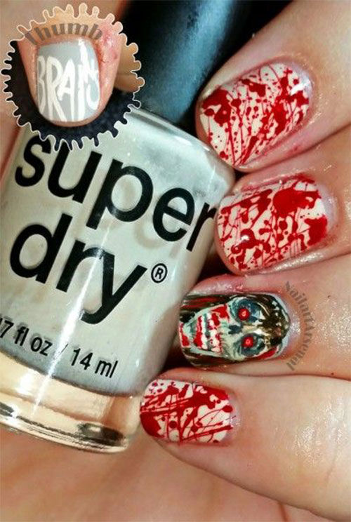 Zombie-Nail-Art-Designs-2021-The-Walking-Dead-Inspired-Nail-Art-6