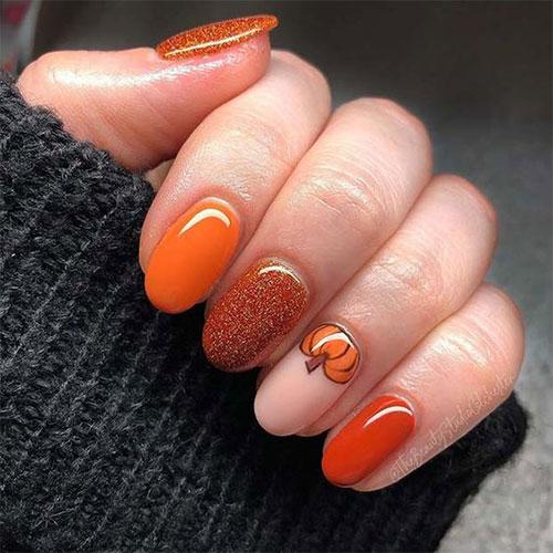 Simple-Easy-Autumn-Nail-Art-2021-Fall-Nails-5