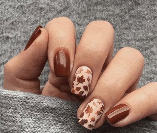 Simple-Easy-Autumn-Nail-Art-2021-Fall-Nails-7