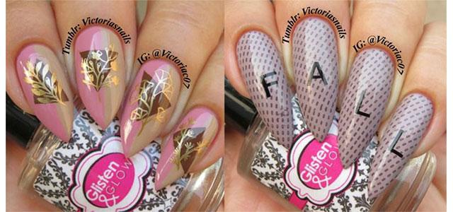 15-Trendy-Autumn-Acrylic-Nail-Art-2021-Pretty-Fall-Nails-F