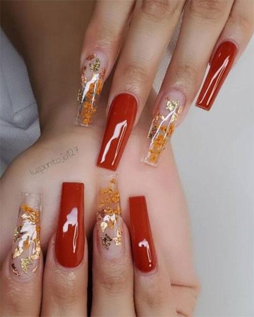 Autumn-Gel-Nail-Art-Ideas-You-Will-Love-2021-Fall-Nails-12