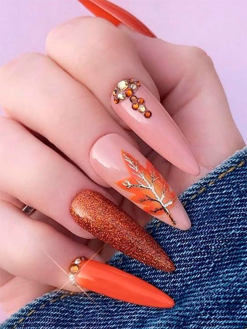 Best-Fall-Autumn-Nail-Art-Designs-To-Try-This-Season-2021-3
