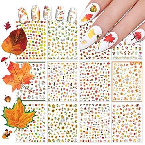 Cute-Autumn-Nail-Art-Stickers-Decals-2021-1