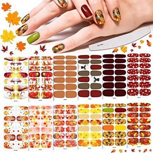 Cute-Autumn-Nail-Art-Stickers-Decals-2021-5